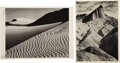 Autographs:Artists, Two Ansel Adams Typed Letters Signed ... (Total: 2 Items)
