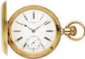 Timepieces:Pocket (post 1900), Vacheron & Constantin Heavy Gold Hunters Case, circa 1902. ...