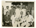 Autographs:U.S. Presidents, Franklin D. Roosevelt: Signed Photograph Taken at theInter-American Conference at Rio de Janeiro....