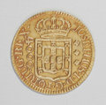 Brazil, Brazil: Pair of Joseph I gold 4000 Reis,... (Total: 2 coins)