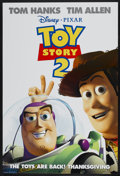 "Movie Posters:Animated, Toy Story 2 (Buena Vista, 1999). One Sheet (27"" X 40"") DS Advance.Animated...."
