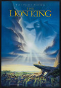 "Movie Posters:Animated, The Lion King (Buena Vista, 1994). One Sheet (27"" X 40"") SS. Animated...."