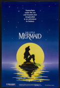 """Movie Posters:Animated, The Little Mermaid (Buena Vista, 1989). One Sheet (27"""" X 40"""") DS Advance. Animated...."""