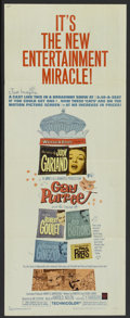 "Movie Posters:Animated, Gay Purr-ee (Warner Brothers, 1962). Insert (14"" X 36""). Animated....."