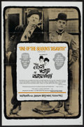 "Movie Posters:Documentary, The Crazy World of Laurel and Hardy (Joseph Brenner Associates, 1967). One Sheet (27"" X 41""). Documentary...."