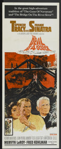 "Movie Posters:Adventure, The Devil at 4 O'Clock (Columbia, 1961). Insert (14"" X 36"").Adventure...."
