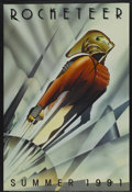 "Movie Posters:Action, The Rocketeer (Touchstone, 1991). One Sheet (27"" X 40"") SS Advance.Action...."