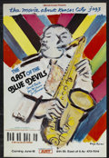 "Movie Posters:Documentary, The Last of the Blue Devils (Rhapsody, 1980). Poster (24"" X 36""). Documentary...."