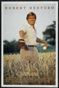 """Movie Posters:Sports, The Natural (Tri-Star, 1984). One Sheet (27"""" X 41""""). Sports...."""