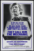 """Movie Posters:Action, The Mechanic (United Artists, 1972). One Sheet (27"""" X 41""""). Action...."""