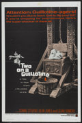 """Movie Posters:Horror, Two on a Guillotine (Warner Brothers, 1965). One Sheet (27"""" X 41""""). Horror...."""