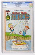 Bronze Age (1970-1979):Humor, Richie Rich Fortunes #33 File Copy (Harvey, 1977) CGC NM+ 9.6Off-white to white pages....