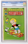 Bronze Age (1970-1979):Humor, Richie Rich Fortunes #28 File Copy (Harvey, 1976) CGC NM+ 9.6Off-white to white pages....