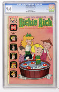 Bronze Age (1970-1979):Humor, Richie Rich #130 File Copy (Harvey, 1975) CGC NM+ 9.6 Off-white towhite pages....