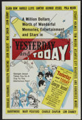 """Movie Posters:Documentary, Yesterday and Today (United Artists, 1953). One Sheet (27"""" X 41""""). Documentary...."""