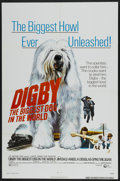 """Movie Posters:Fantasy, Digby, the Biggest Dog in the World (Cinerama Releasing, 1974). One Sheet (27"""" X 41""""). Fantasy...."""