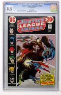 Bronze Age (1970-1979):Superhero, Justice League of America #104 (DC, 1973) CGC VF+ 8.5 White pages....