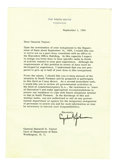 Autographs:U.S. Presidents, Lyndon B. Johnson Typed Letter Signed...