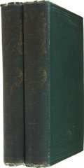 Books:First Editions, Nathaniel Hawthorne. Passages from the English Note-Books ofNathaniel Hawthorne. Boston: Fields, Osgood & Co., 1870...(Total: 2 Items)