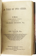 Books:Fiction, [Charles Dickens]. Tom Taylor. Dramatized version of A Tale OfTwo Cities. London: Thomas Hailes Lacy, [n.d.]. C...