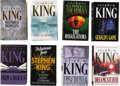 Books:First Editions, Stephen King. Sixteen British First Editions, including:... (Total:16 Items)