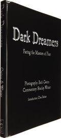 Books:Signed Editions, [Stephen King]. Dark Dreamers. Facing the Masters of Fear....
