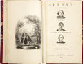 Books:First Editions, [Charles Dickens]. Sunday under Three Heads. As It Is: As Sabbath Bills Would Make It; As It Might Be Made. ...