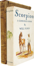 Books:First Editions, Will James. Two First Editions, including:... (Total: 2 Items)
