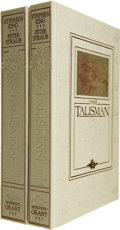 Books:Signed Editions, Stephen King and Peter Straub. The Talisman. Boston: DonaldM. Grant, 1984.... (Total: 2 Items)