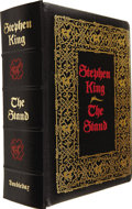 Books:Signed Editions, Stephen King. The Stand. New York: Doubleday, 1990....