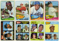 Baseball Cards:Sets, 1965 Topps Baseball Complete Set (598). Offered is a complete 1965 Topps baseball set of 598 cards. This set is highlighted ...