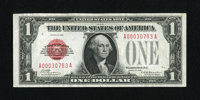 Fr. 1500 $1 1928 Legal Tender Note. Very Fine. This is an attractive note with a five-digit serial number