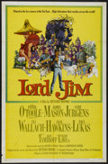 "Movie Posters:Adventure, Lord Jim (Columbia, 1965). One Sheet (27"" X 41""). Adventure...."