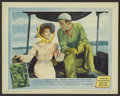 """Movie Posters:Adventure, The African Queen (United Artists, 1952). Lobby Card (11"""" X 14""""). Adventure...."""