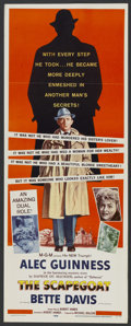 "Movie Posters:Mystery, The Scapegoat (MGM, 1959). Insert (14"" X 36""). Mystery...."