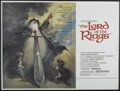 "Movie Posters:Animated, The Lord of the Rings (United Artists, 1978). Subway (45"" X 59"").Animated...."