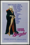 "Movie Posters:Crime, Scorchy (American International, 1976). One Sheet (27"" X 41"").Crime...."