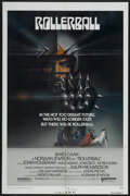 "Movie Posters:Science Fiction, Rollerball (United Artists, 1975). One Sheet (27"" X 41""). ScienceFiction...."