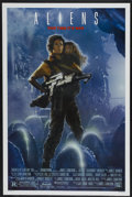 "Movie Posters:Science Fiction, Aliens (20th Century Fox, 1986). One Sheet (27"" X 41""). Science Fiction...."