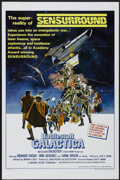 """Movie Posters:Science Fiction, Battlestar Galactica (Universal, 1978). One Sheet (27"""" X 41"""") Style C. Science Fiction...."""