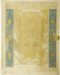 Books:First Editions, [René Bull, illustrator]. Omar Khayyám. Rubáiyát of OmarKhayyám. Rendered into English Verse by Edward Fitz...
