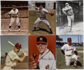 Autographs:Photos, Baseball Hall of Famers Signed Photographs Lot of 11. A total often of Baseball's Hall of Fame have made their coveted sig...