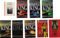 Books:First Editions, Stephen King. Nine Paperbacks, including:... (Total: 9 Items)