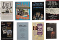 Books:First Editions, [Stephen King]. Eight Books with an Appearance by Stephen King, OneSigned, including:... (Total: 8 Items)