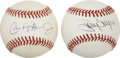 Autographs:Baseballs, Tony Gwynn Single Signed Baseball. A member of the Hall of Fameinduction ballot in 2007, Tony Gwynn exemplified the spirit...
