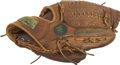 Autographs:Others, Ted Williams Signed Store Model Glove. During the time that hemanned the left field position at Boston's Fenway Park, Ted ...