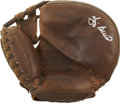 Autographs:Others, Yogi Berra Signed Vintage Store Model Glove. The Spalding mittalone is a tremendous exemplar for collector's of vintage gl...