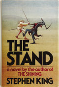 Books:First Editions, Stephen King. The Stand. Garden City, New York: Doubleday& Company, Inc., 1978....