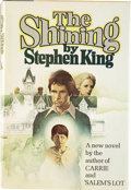 Books:First Editions, Stephen King. The Shining. Garden City, New York: Doubleday& Company, Inc., 1977....