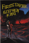 Books:Signed Editions, Stephen King. Firestarter. Huntington Woods, Michigan:Phantasia Press, 1980....